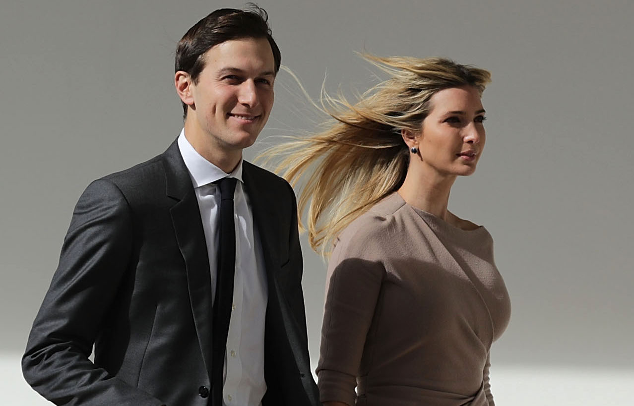 does-ivanka-have-security-clearance