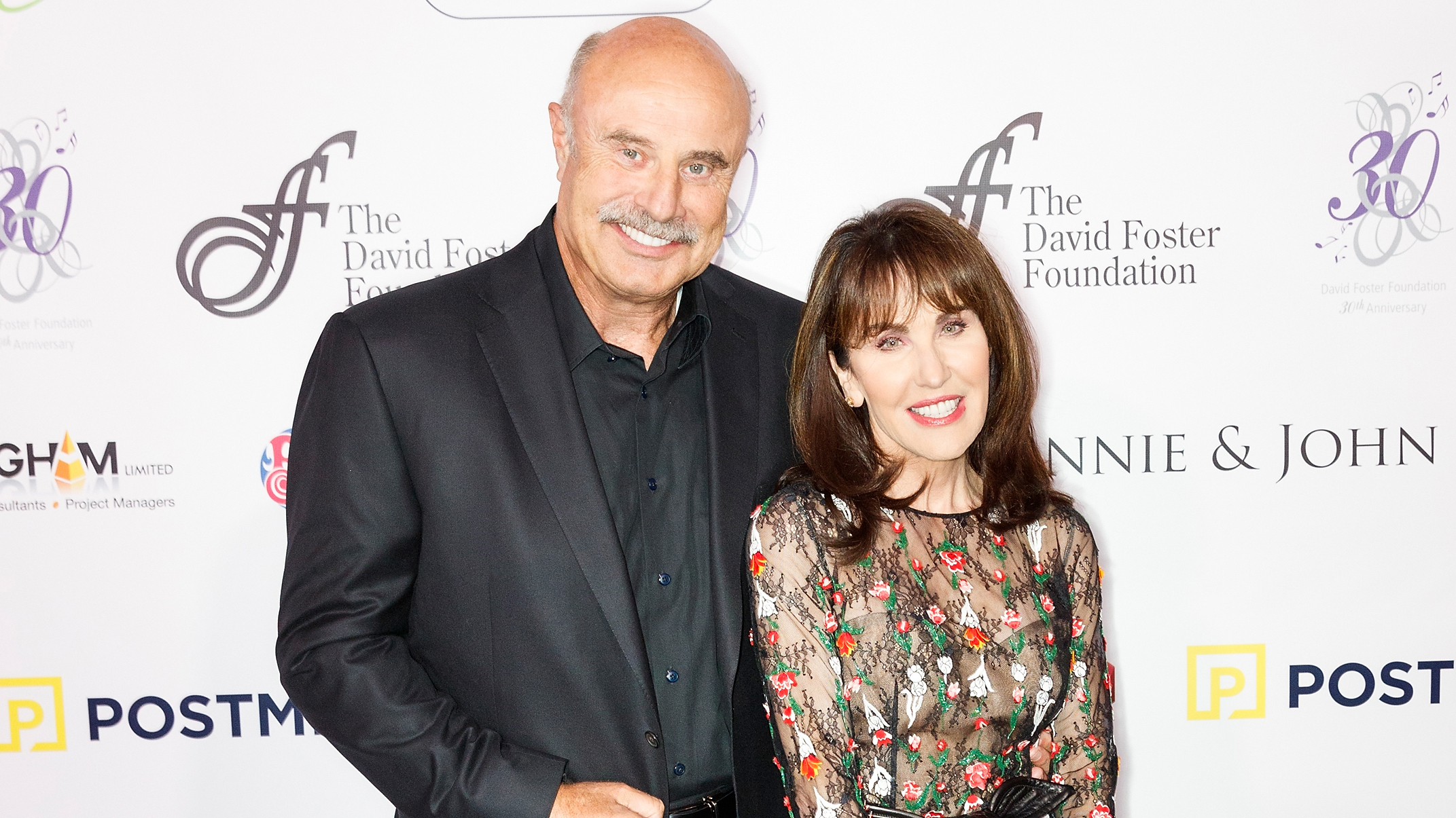 Dr  Phil McGraw Reveals the Secret to His 41-Year Marriage
