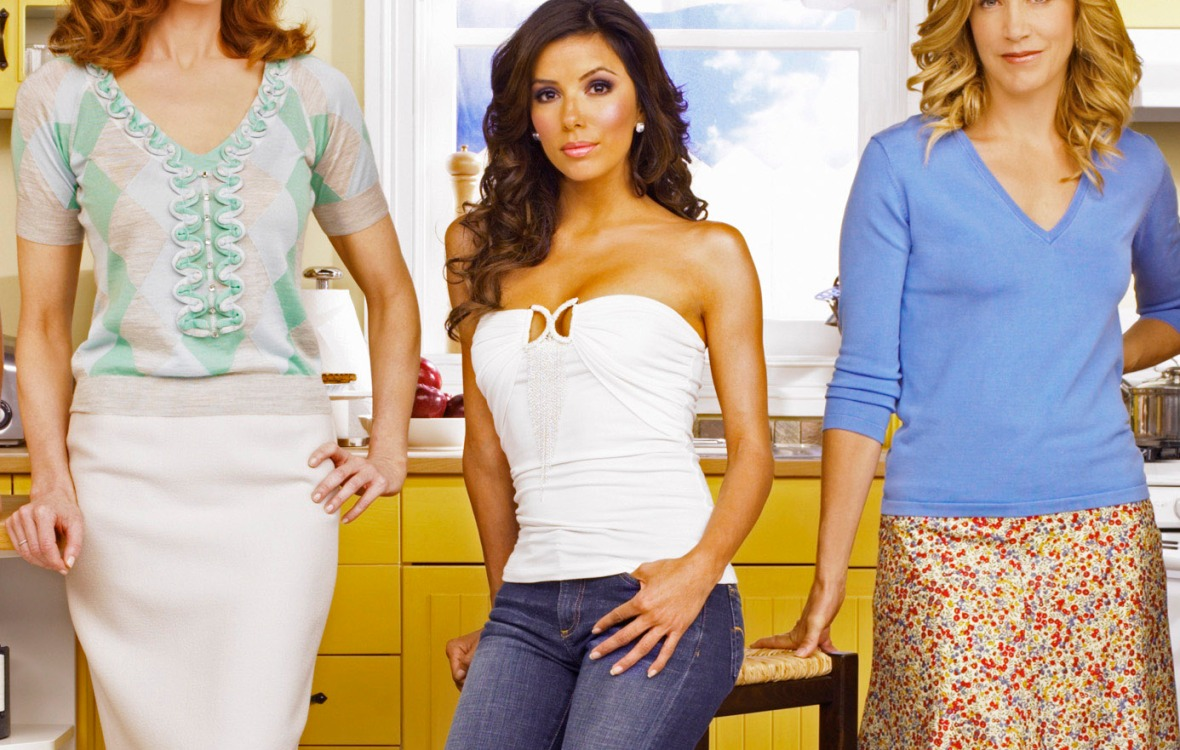 'desperate housewives' cast getty images