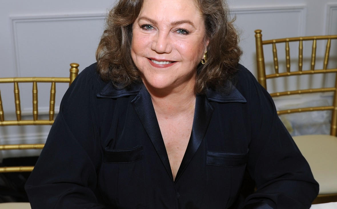 kathleen turner 2018 getty