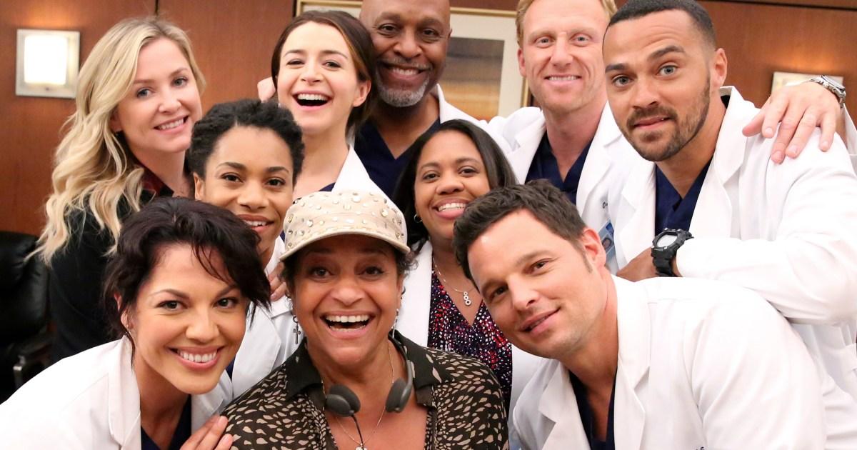Greys Anatomy Staffel 12 Episode 16