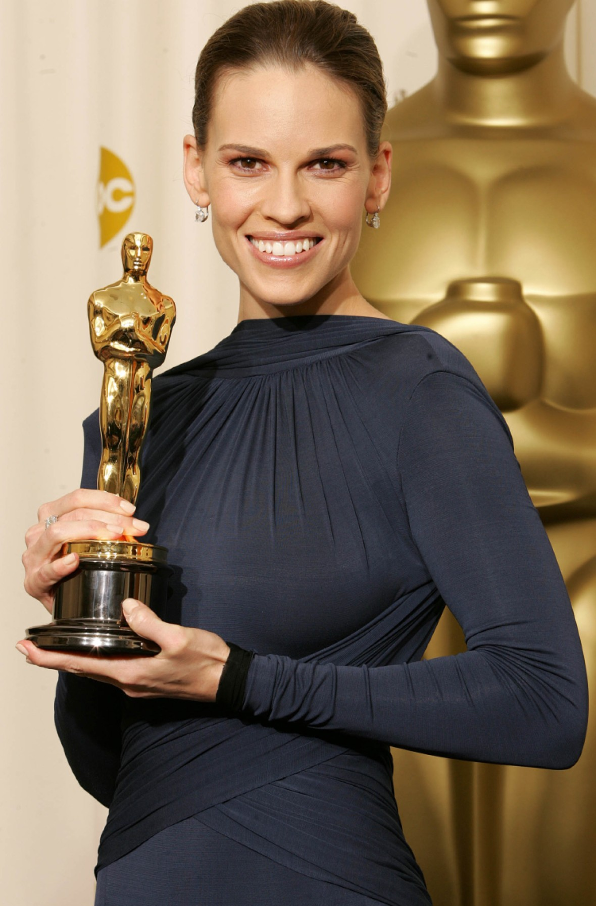 hilary swank oscar getty images