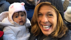 hoda-kotb-haley-first-word-instagram