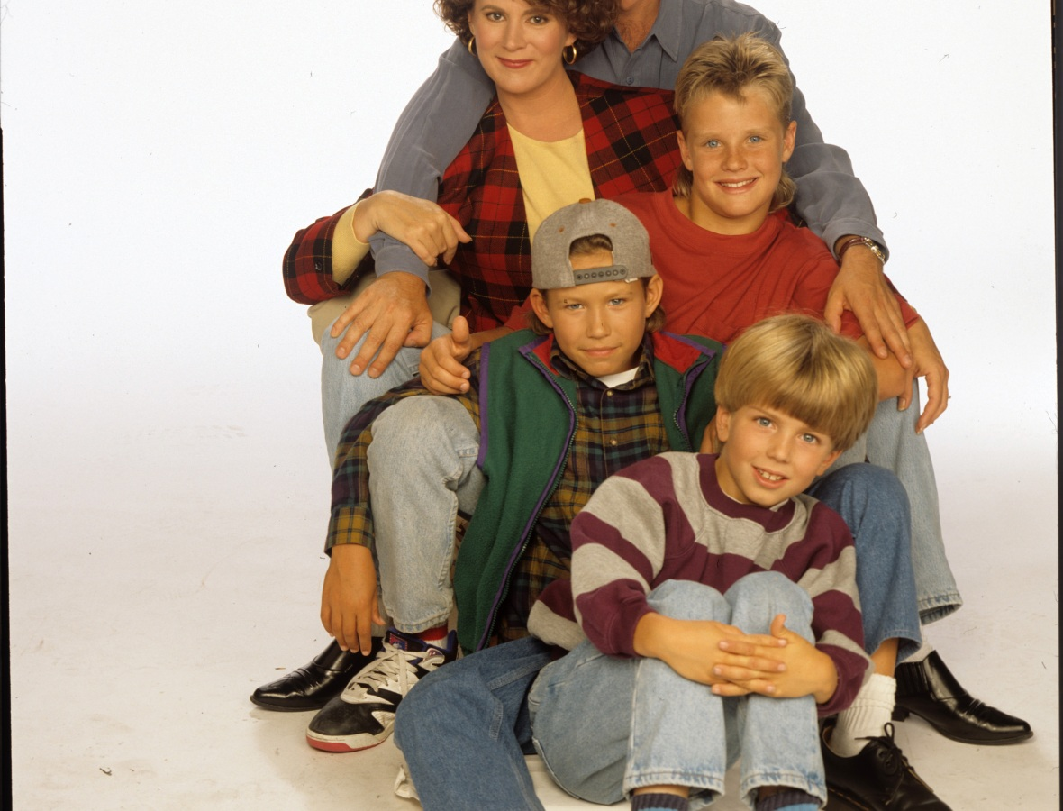 'home improvement' cast getty images