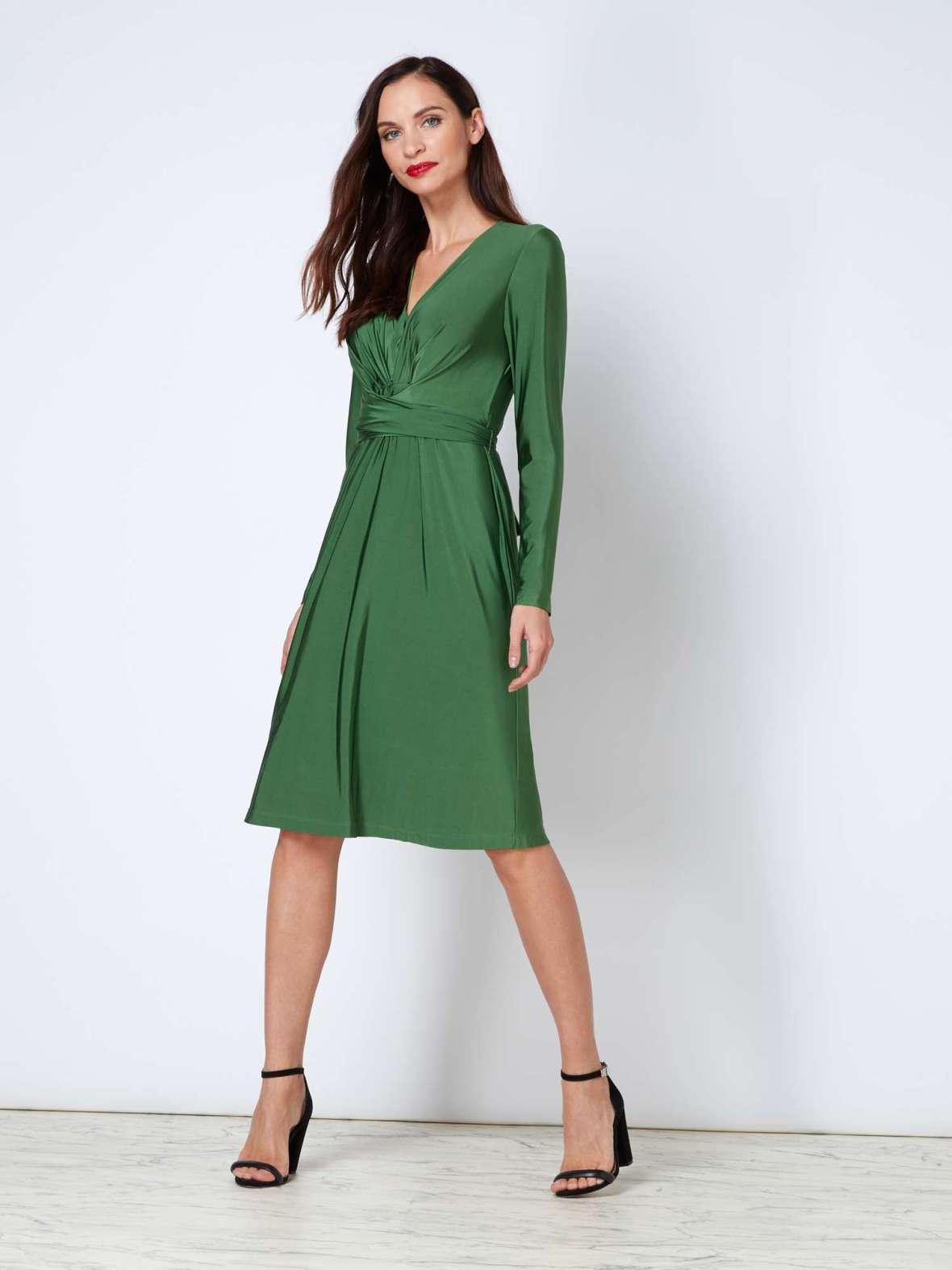 issa wrap dress r/r