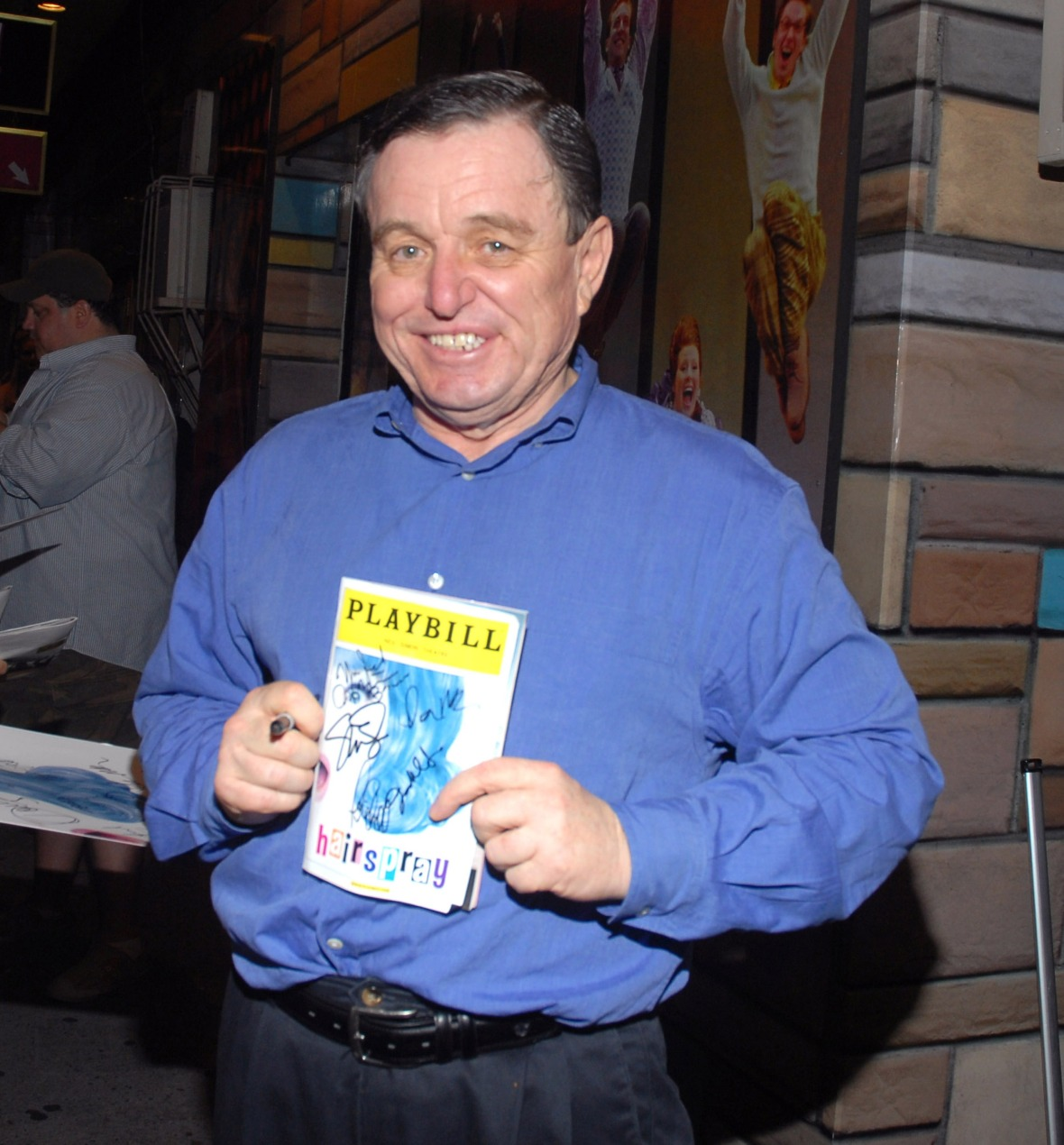 jerry mathers - hairspray