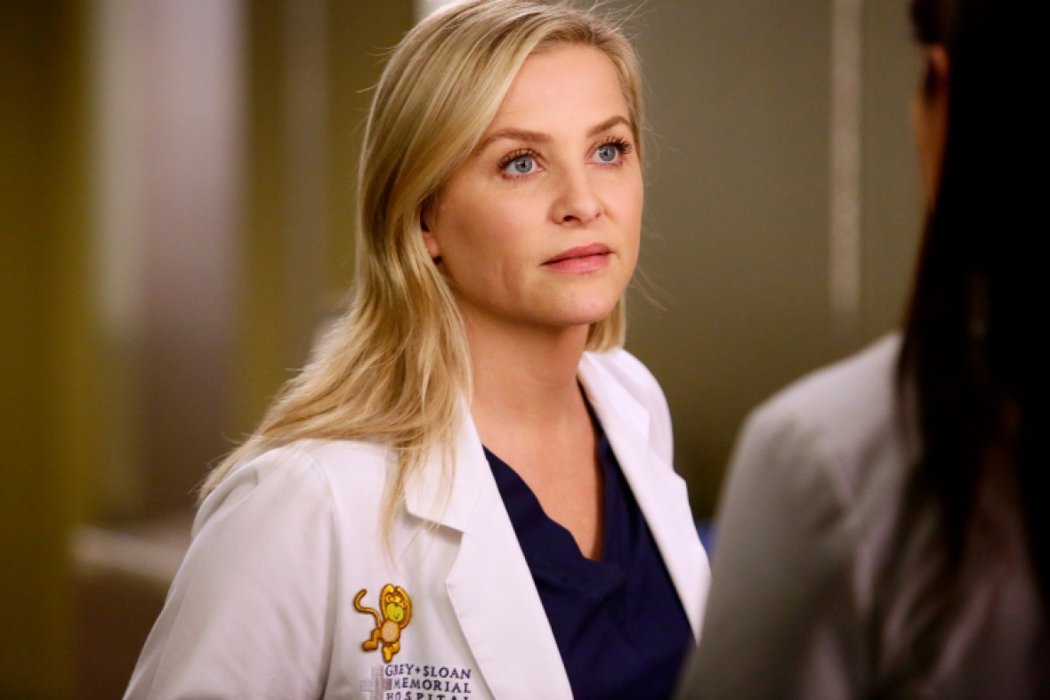 jessica capshaw greys anatomy getty images