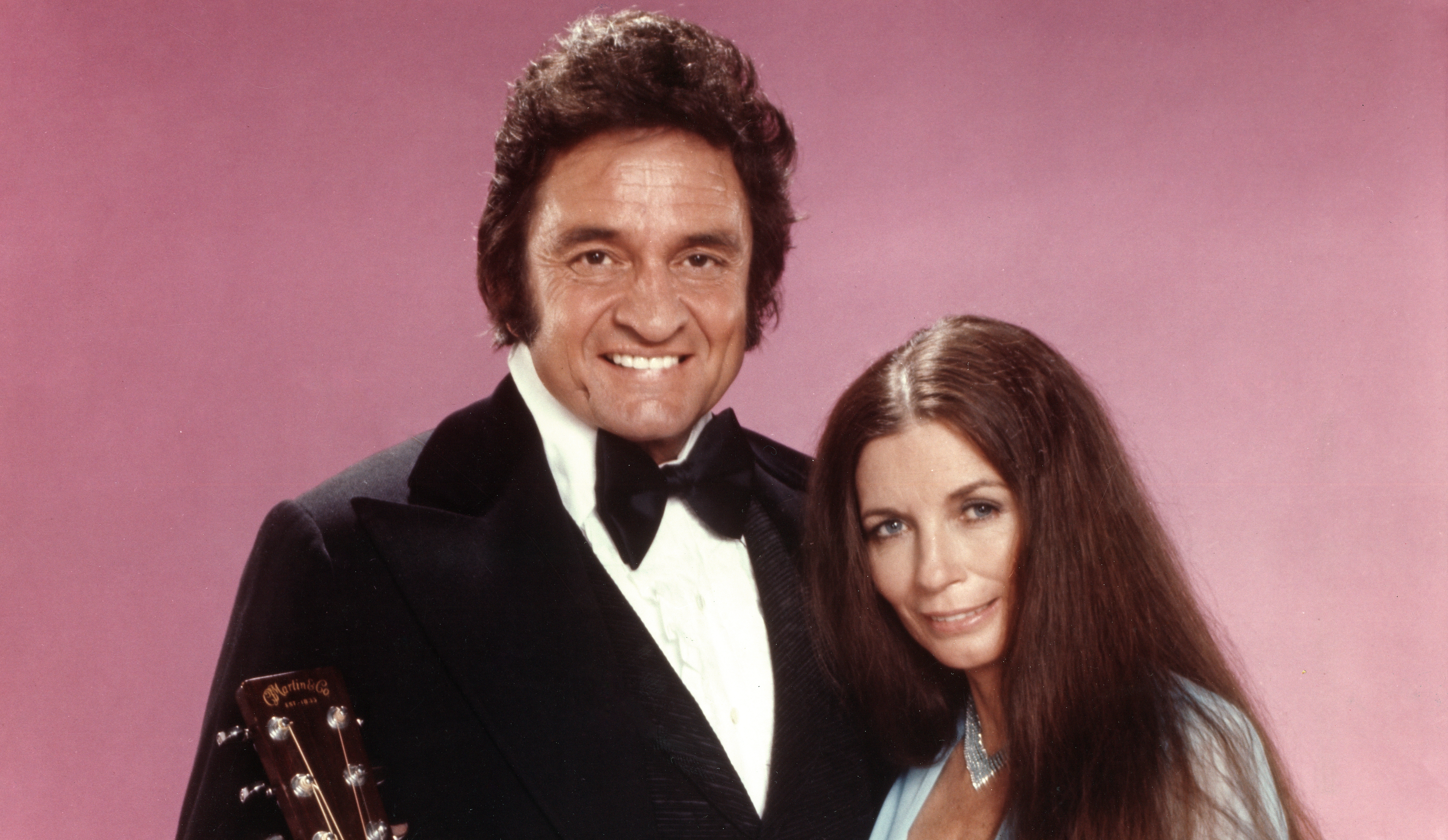 Johnny Cash and June Carters Iconic Love Story: Friends