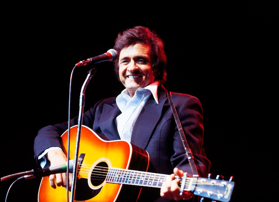 johnny cash getty images