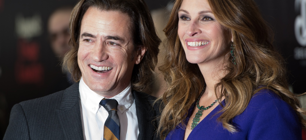 julia roberts and dermot mulroney getty images