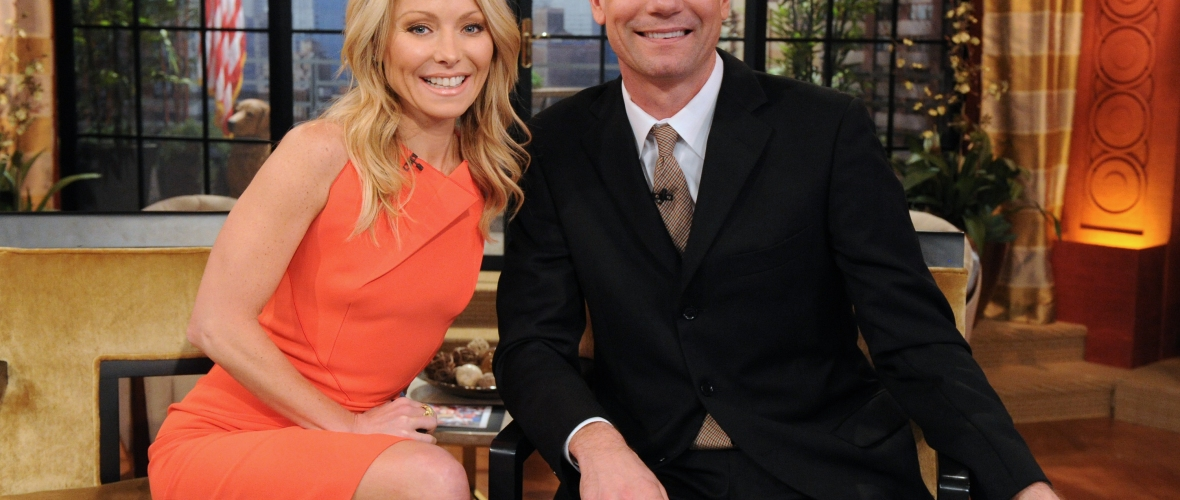 kelly ripa jerry o'connell getty images