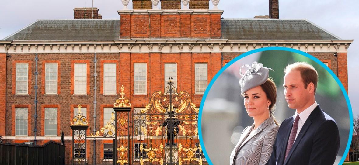 kensington palace getty images