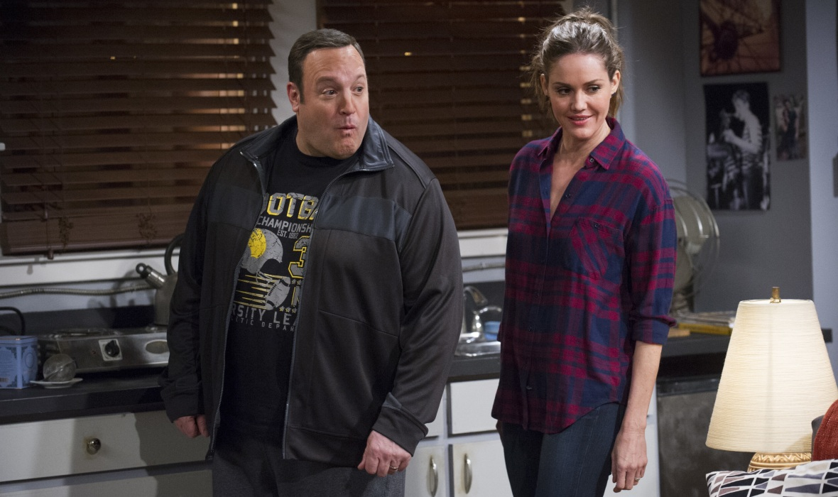 'kevin can wait' getty images