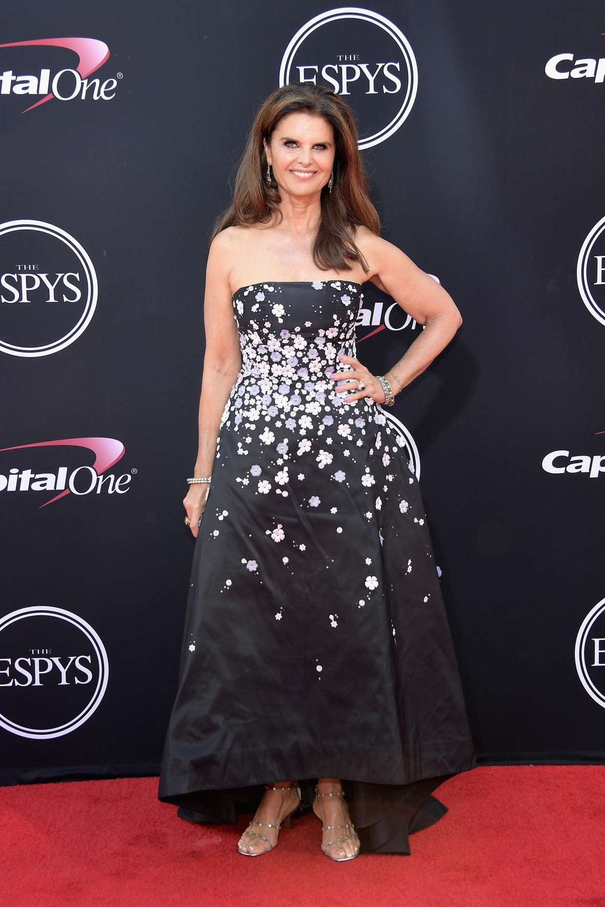 maria shriver getty images