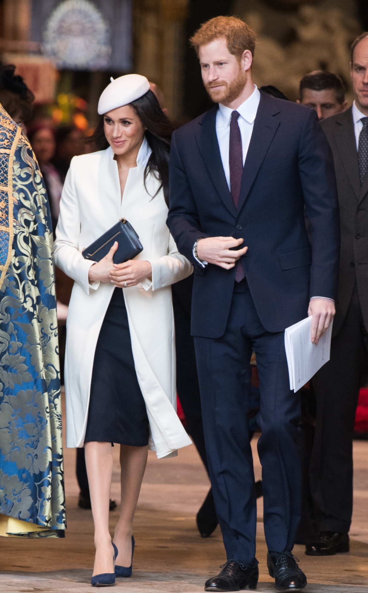 meghan markle and prince harry getty images