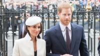 meghan-markle-prince-harry-driving-getty