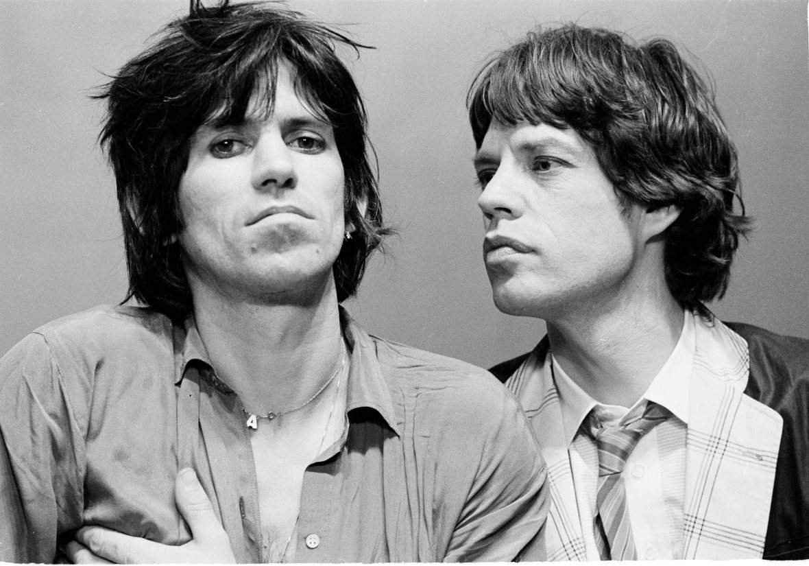mick jagger keith richards getty images