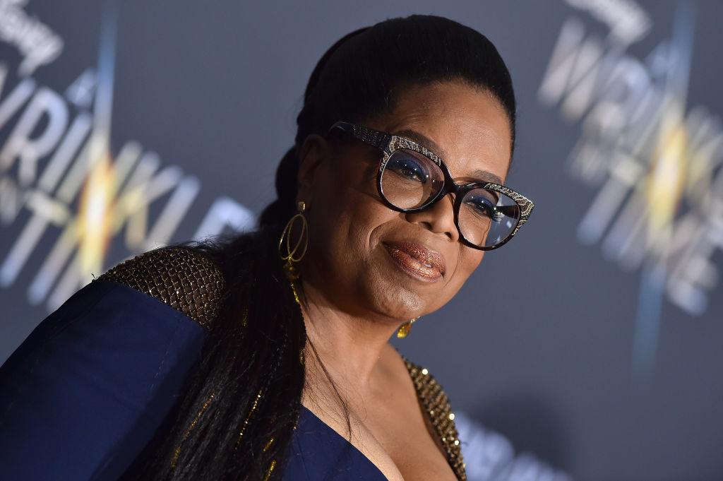 Oprah Winfrey 2013 No Makeup Oprah Without M...