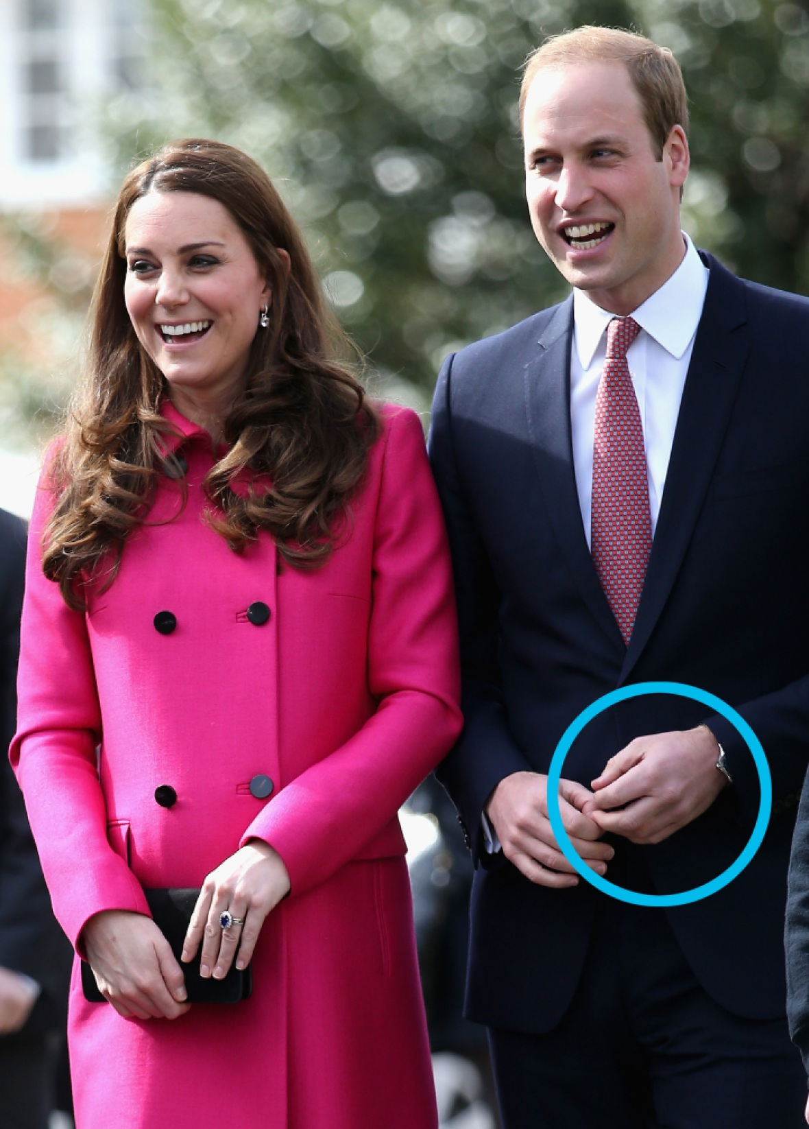prince william wedding ring getty images