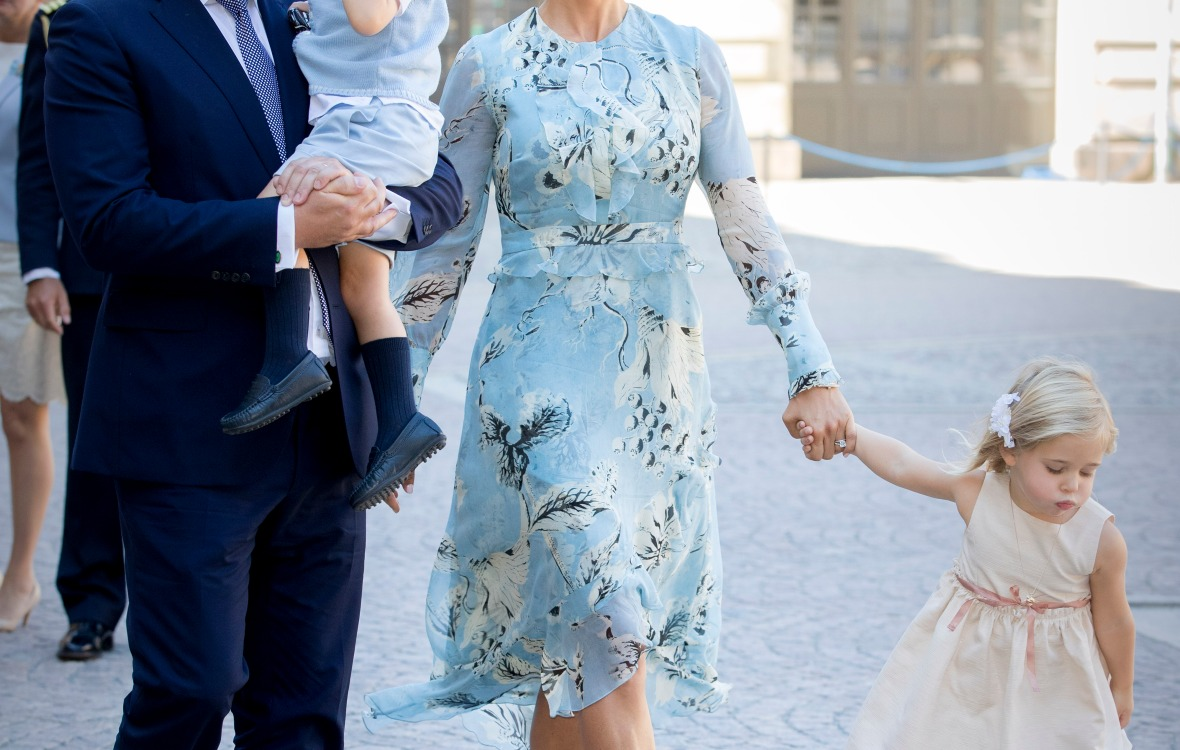 princess madeline of sweden family getty images