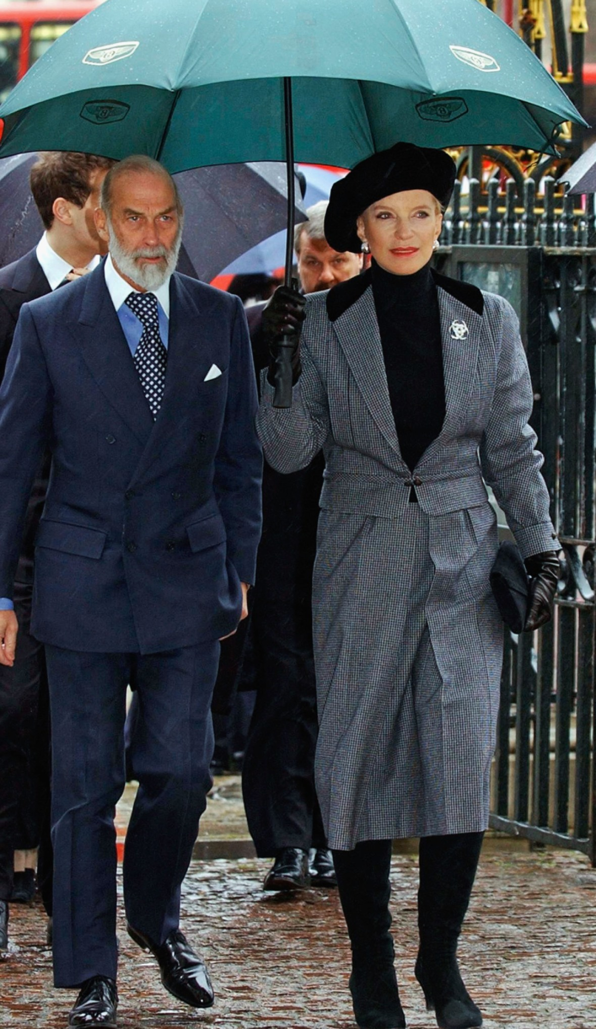 princess michael of kent getty images
