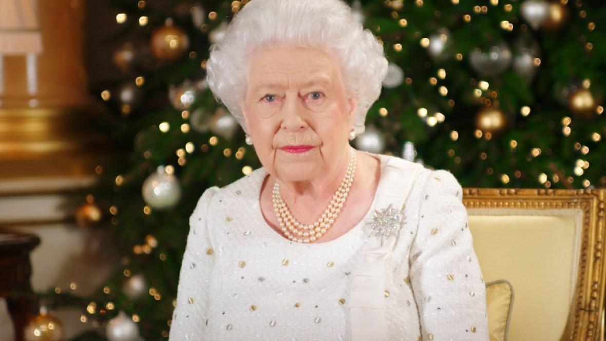 queen elizabeth, getty