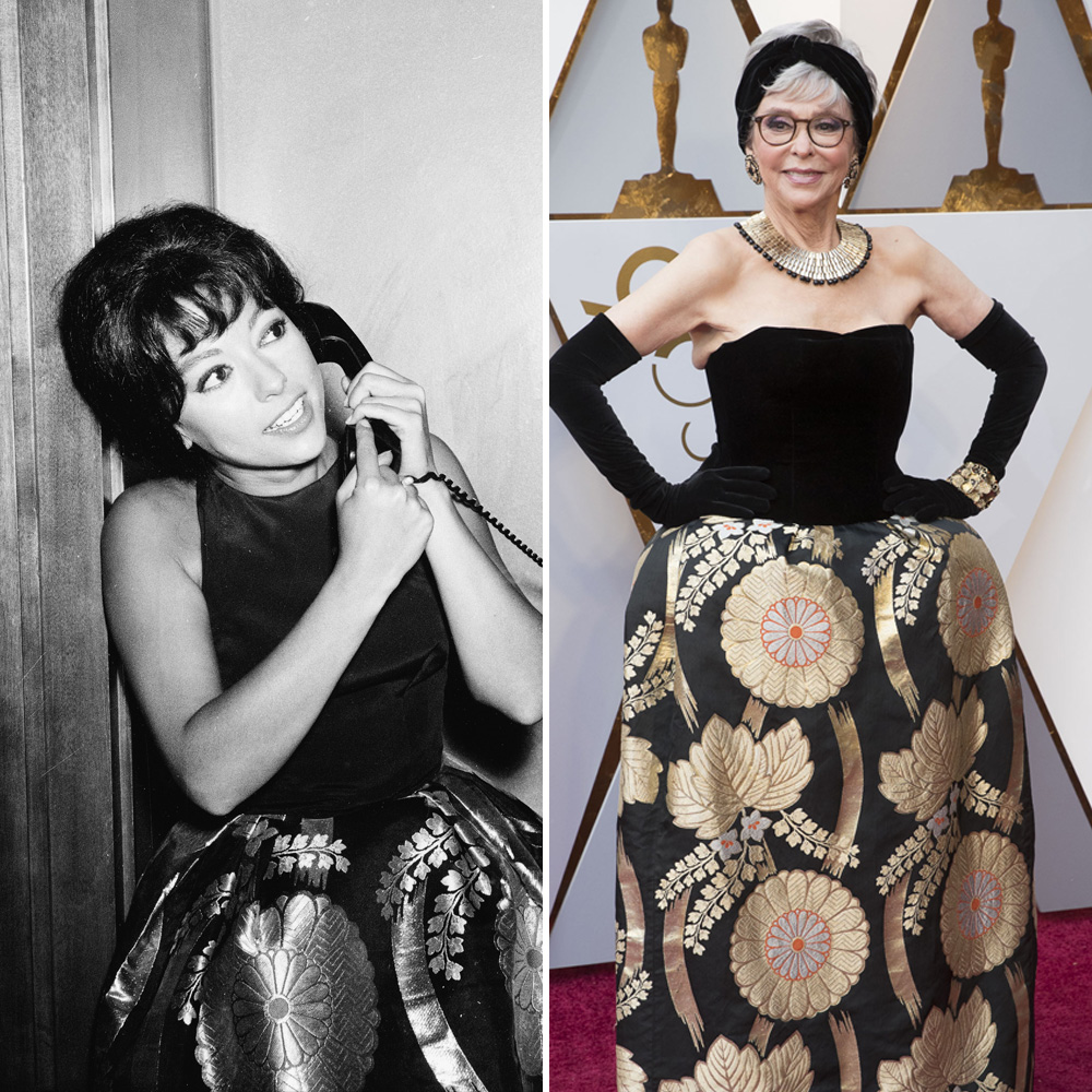 rita moreno getty images