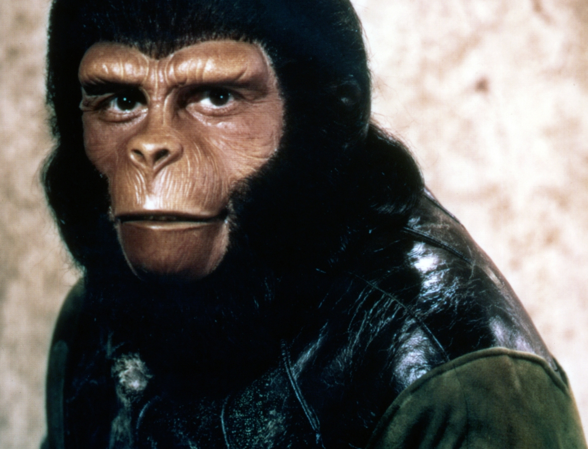 roddy mcdowall 'planet of the apes' getty images