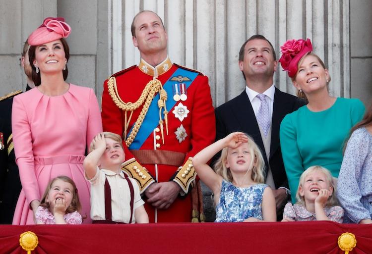 royal family balcony getty