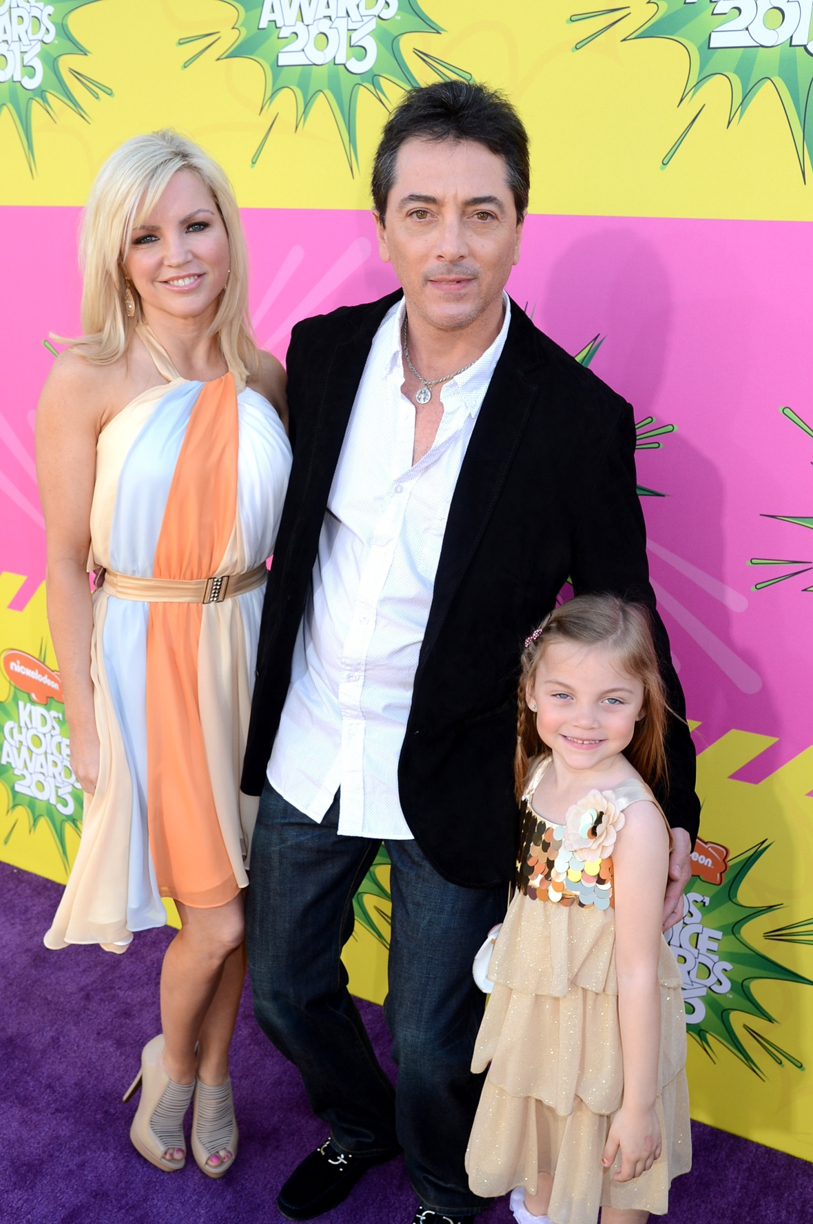 scott baio and wife renee and daughter bailey