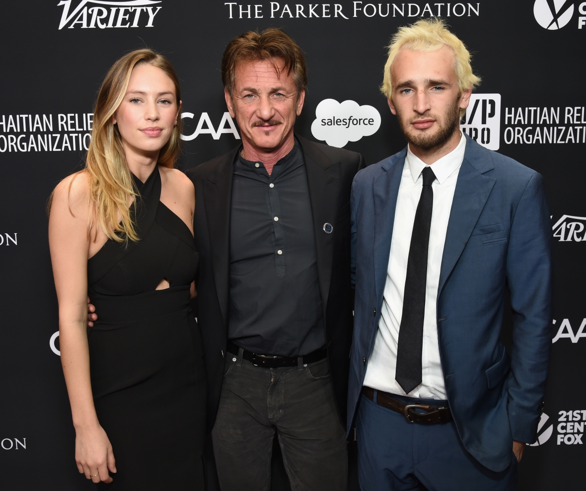sean penn kids getty images