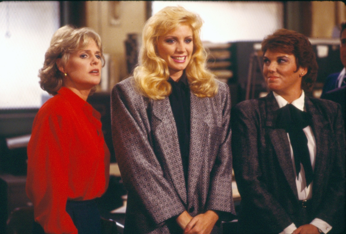 sharon gless - cagney and lacey 1
