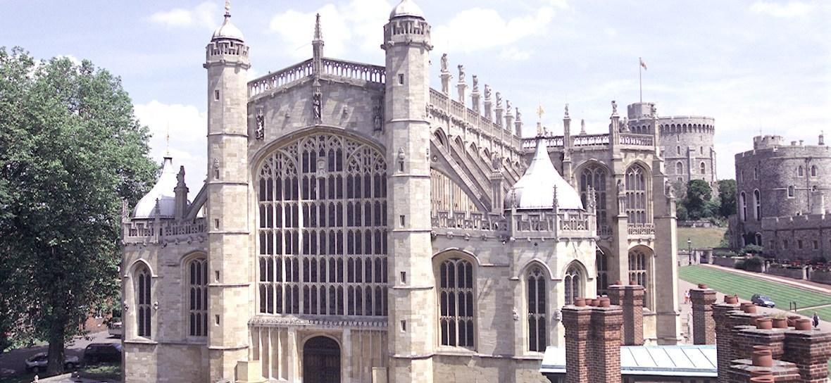 st. george's chapel windsor castle getty images