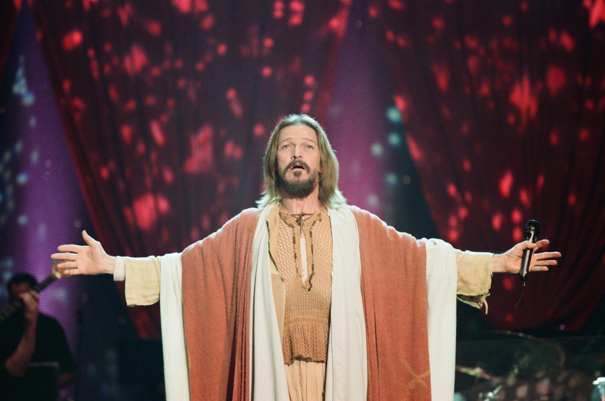 ted neeley as jesus getty images
