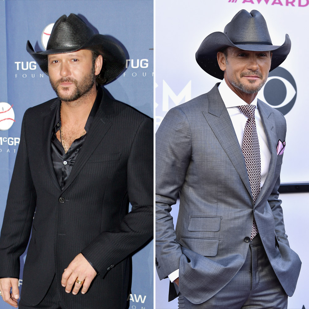 tim mcgraw weight loss getty images