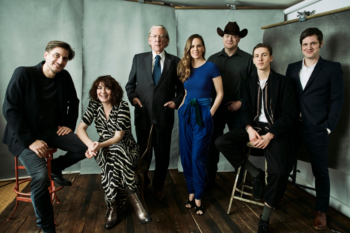 trust cast getty images