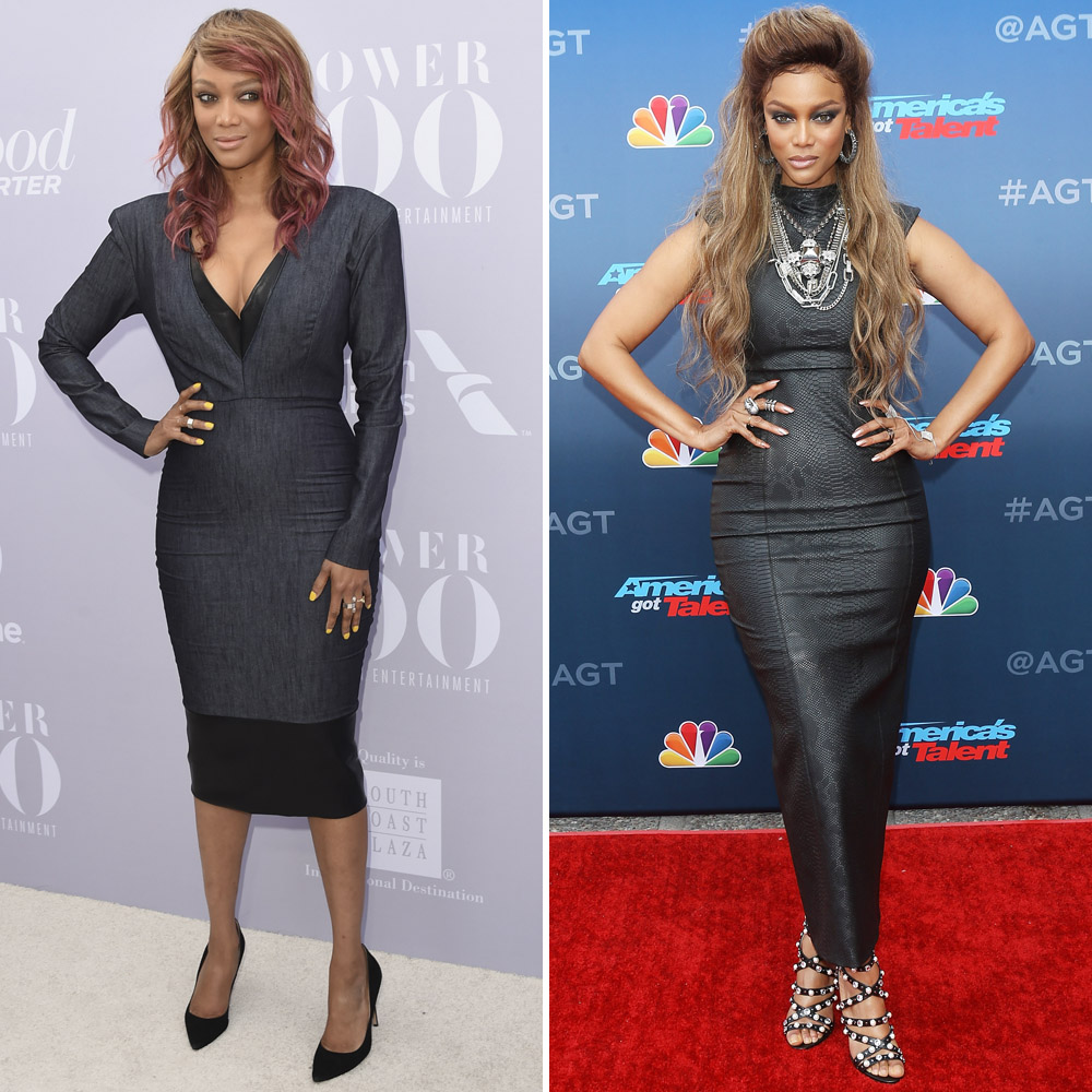tyra banks weight loss getty images