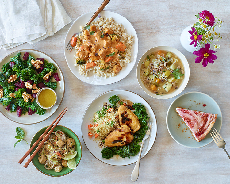 Veestro meal plan delivery system win it wednesday
