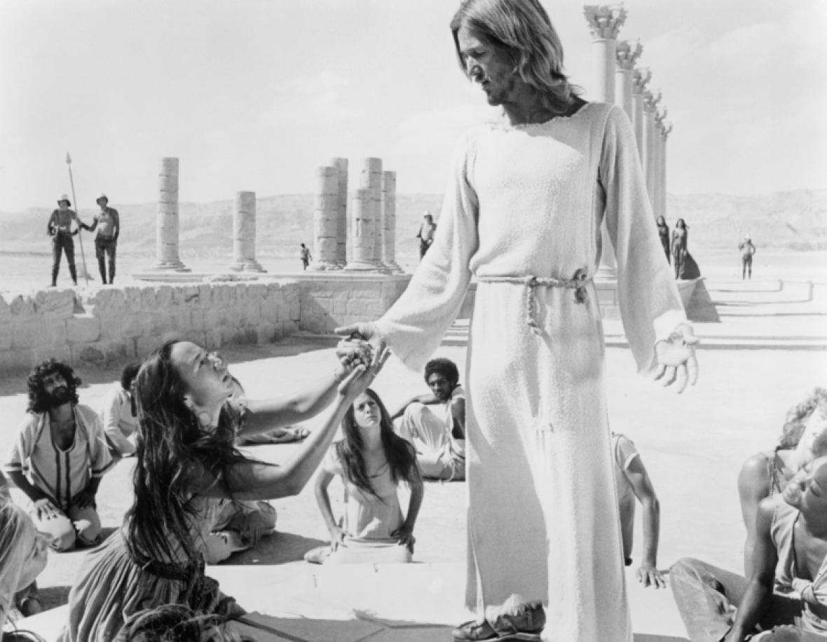 yvonne and ted in jesus christ superstar getty images