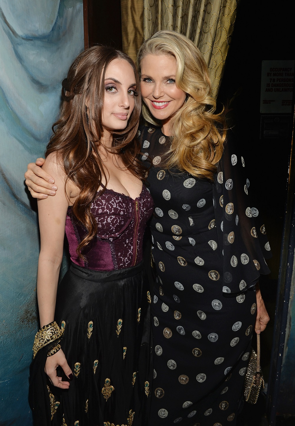 alexa ray joel and christie brinkley