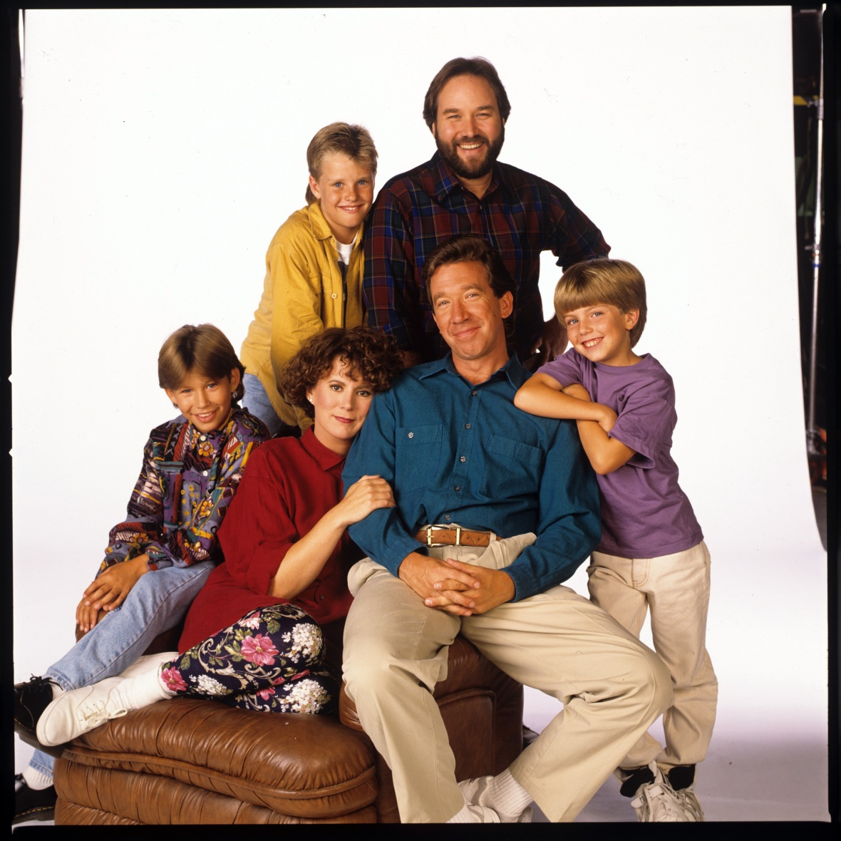 home improvement cast getty images