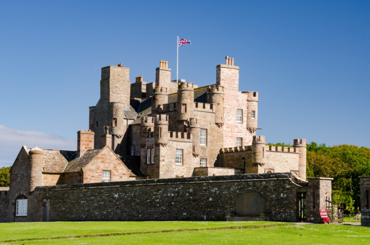 castle of mey getty images