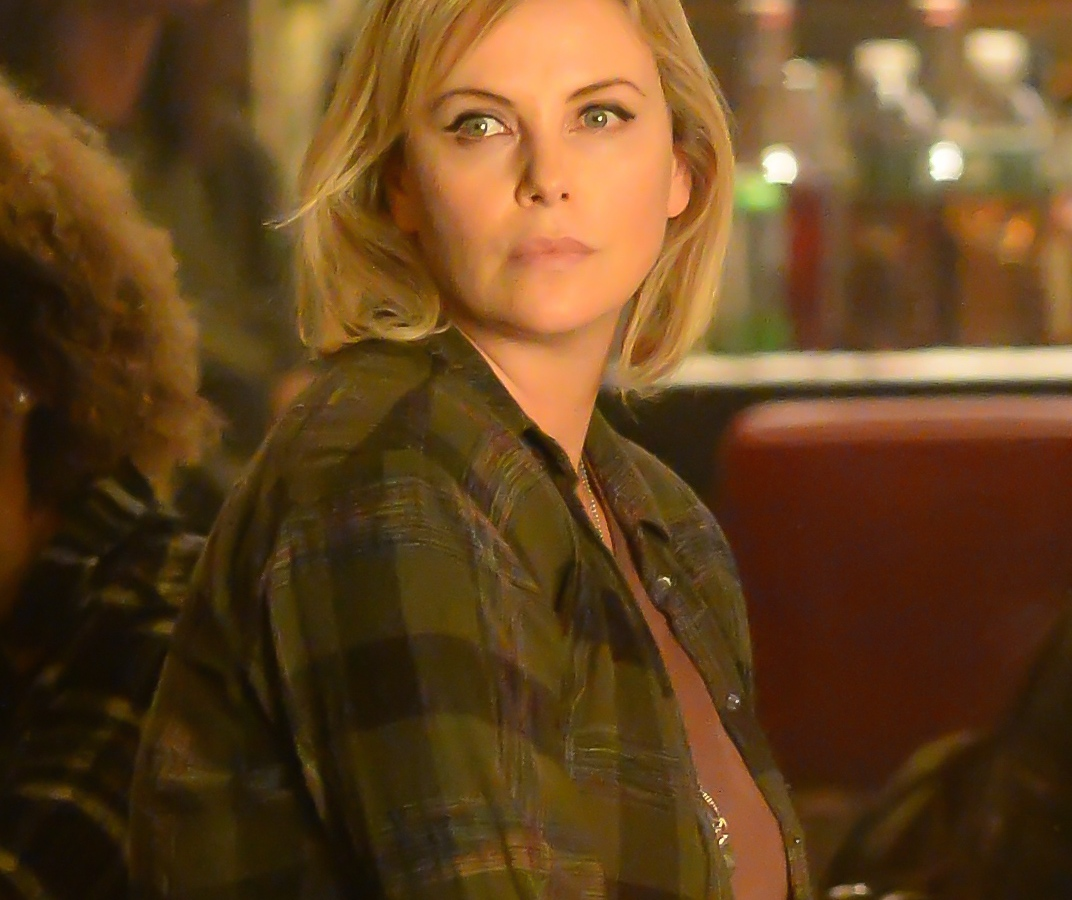 charlize theron tully getty images
