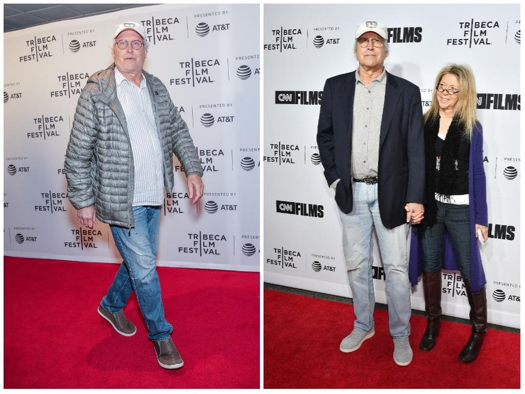 chevy chase weight loss getty images