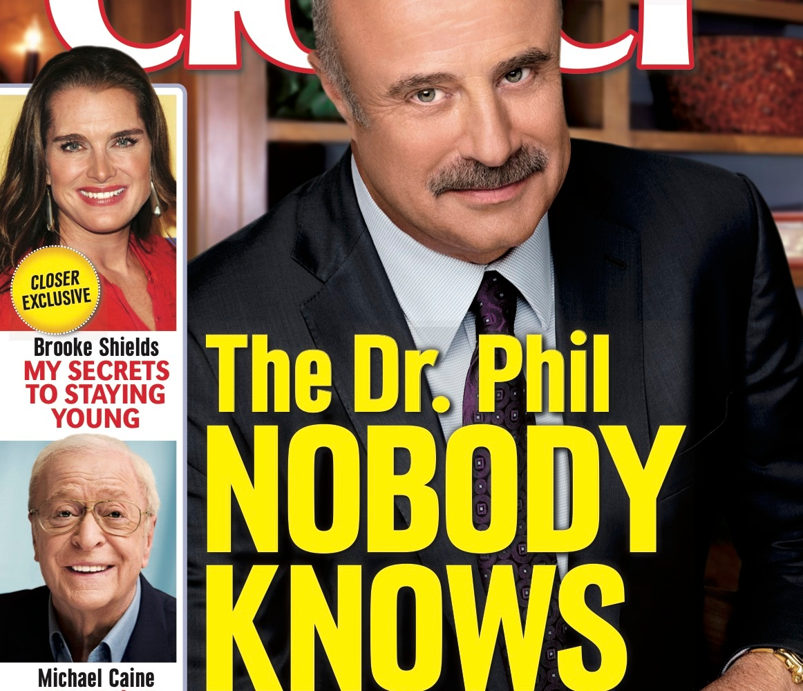 dr. phil closer weekly