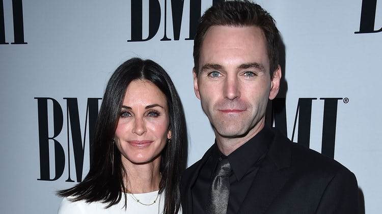 courteney cox and fiancé