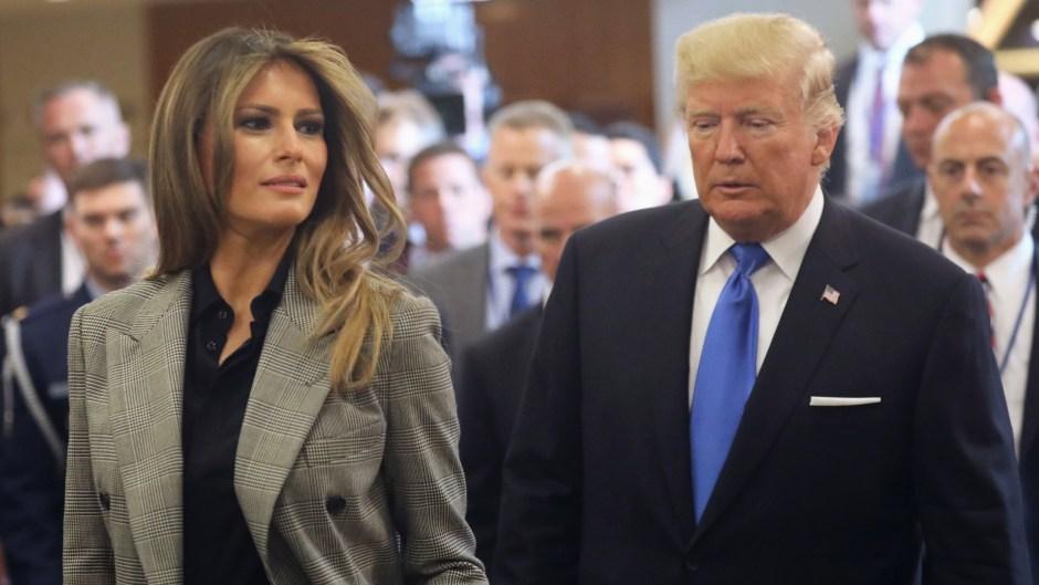 donald-trump-wife-melania-trump-life
