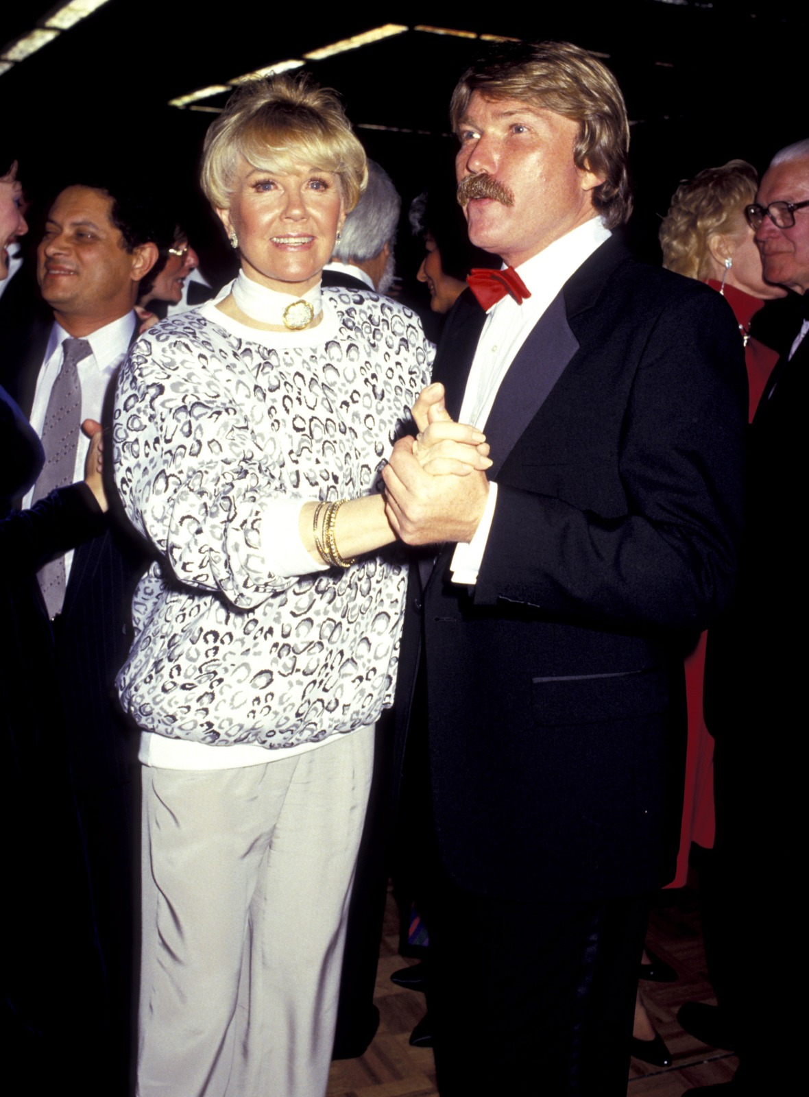 doris day and her son terry getty images
