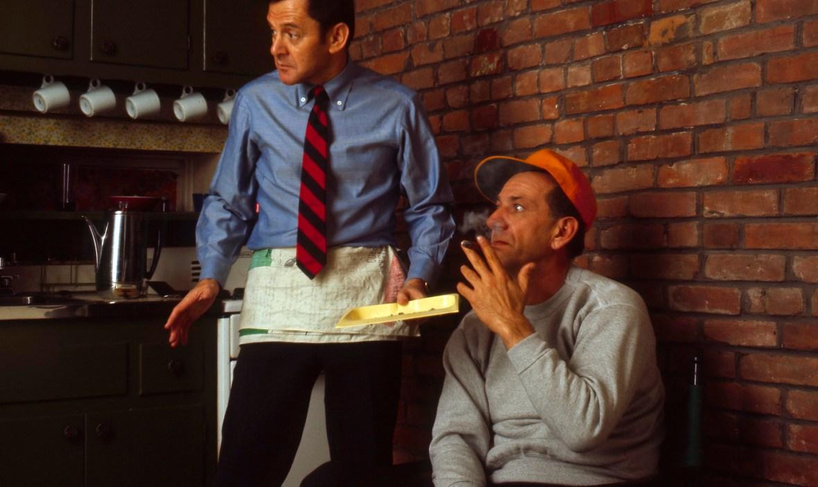 garry marshall - tony randall and jack klugman