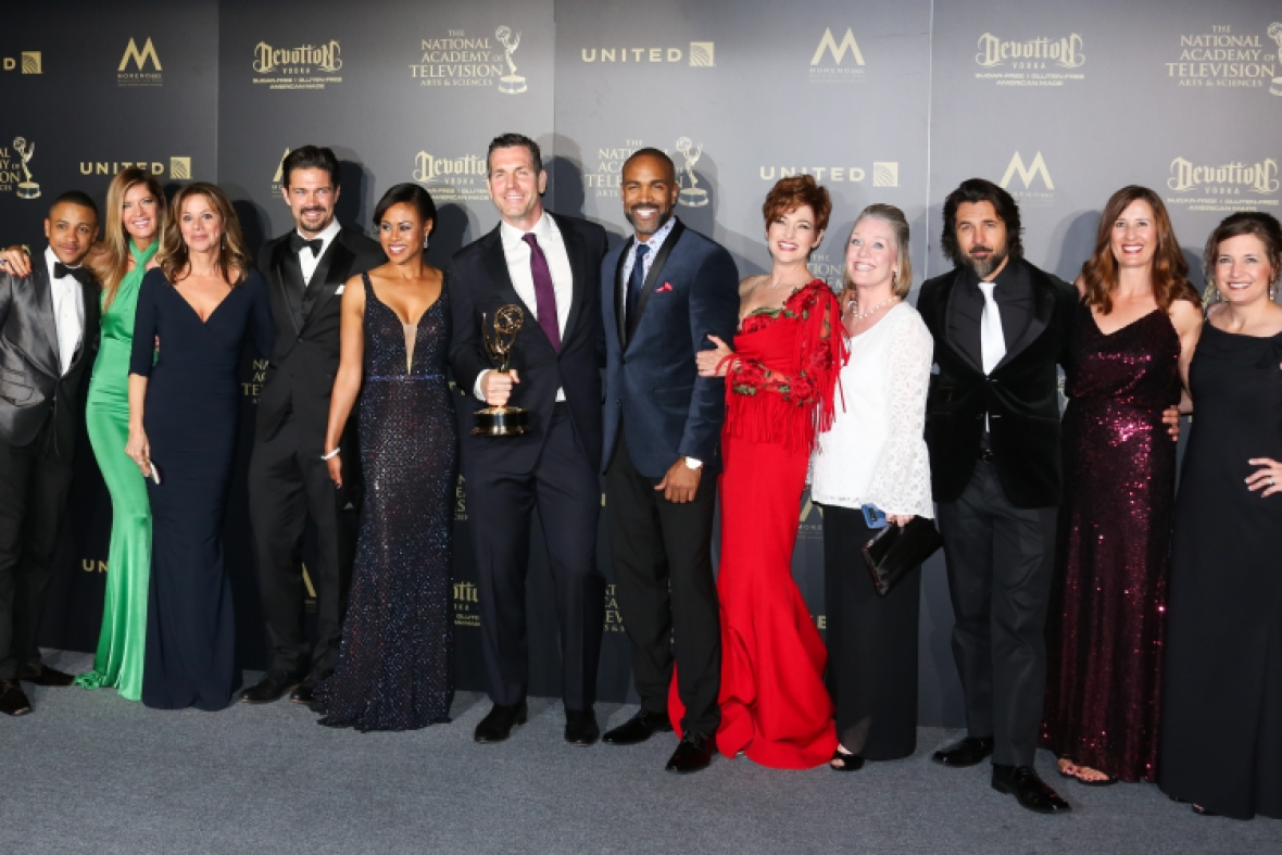 general hospital cast getty images